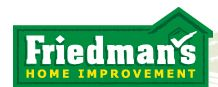 Friedman's Home Improvement Santa Rosa CA